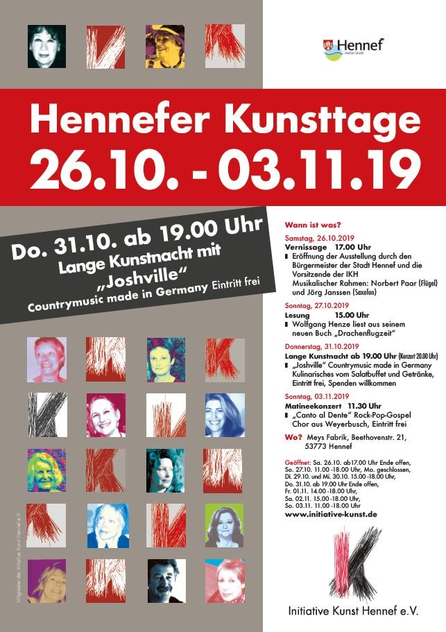 2019 plakat kunsttage